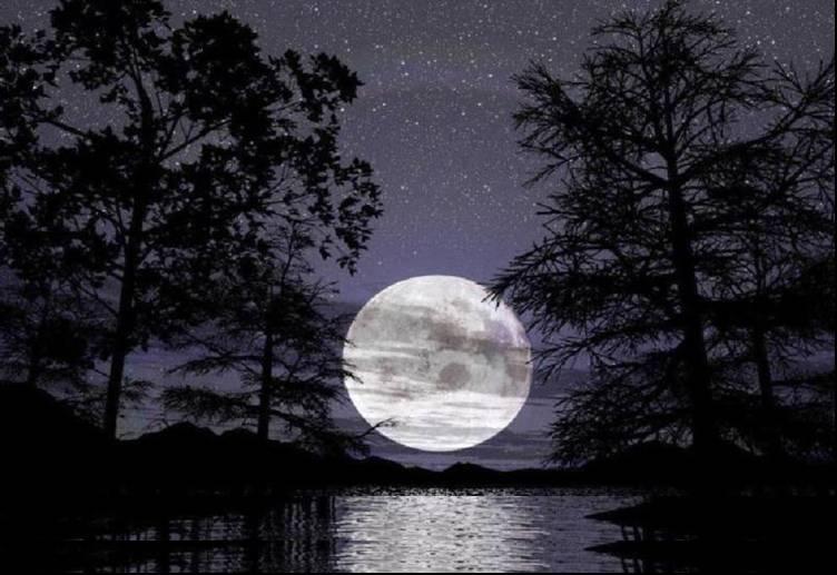 POESIE FAMOSE Luna