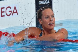Mondiali Nuoto, Pellegrini in finale 200 sl