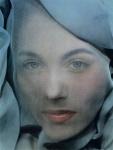 Erwin Blumenfeld, 1952. A Veiled Tale